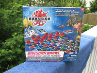 Bakugan Brawl Battle Brawlers Sega Toys Board Game`new & Factory Sealed
