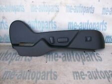 2008 2013 Cadillac Cts Right Passenger Seat Switch Amp Surround Trim Cover Panel Fits Cts V