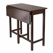 Drop Leaf Dining Table For Small Spaces Counter Height Kitchen Furniture Pub