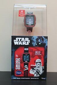 Star-Wars-First-Order-Stormtrooper-Smartwatch-from-VTech-Red-black