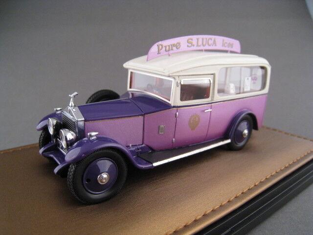 Rolls-Royce Ice cream van Ice GLM 1 43 OVP New