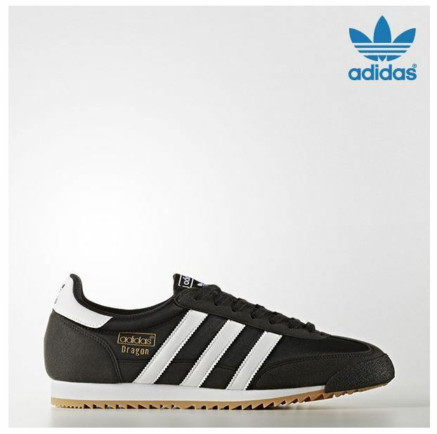 New Adidas Men's Original Dragon OG Shoes, Fashion Sneakers BY9698