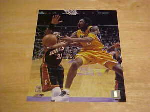 Kobe-Bryant-Jersey-8-Slam-Dunk-Lakers-LICENSED-8X10-Photo-FREE-SHIPPING-3-more
