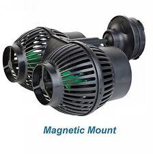 Circulation Pump Wave Maker 3200 GPH Aquarium Reef Powerhead Magnetic Mount