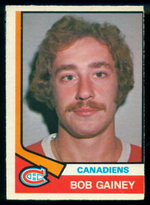 1974-75-OPC-O-PEE-CHEE-HOCKEY-388-BOB-GAINEY-RC-EX-MONTREAL-CANADIENS-ROOKIE