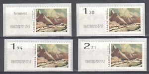 Canada-Year-2020-Mint-NH-Kiosk-Stamps-Complete-set-1