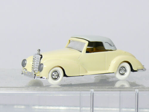 Praline  Mercedes 300 S Cabrio de Luxe Oldtimer PKW  1:87 H0  Revell  4203   OVP