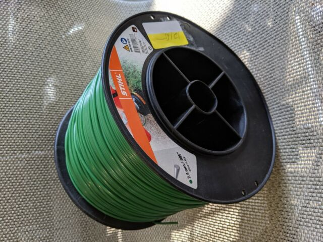 """Round For Stihl String OEM 0000 930 2343 Trimmer Line .095/"""" X 50Meters Long"""