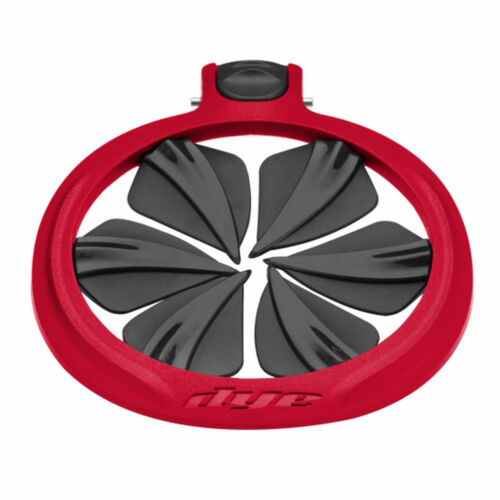 Dye Rotor R2 Quick Feed Black Red **FREE SHIPPING** R-2 Speed Loader Lid