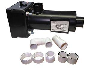 brett aqualine ht 1 spa heater assembly em 201 203 22 0142 90 220142 rh ebay com