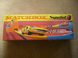 Matchbox Sf-6 Le Mans Power Booster