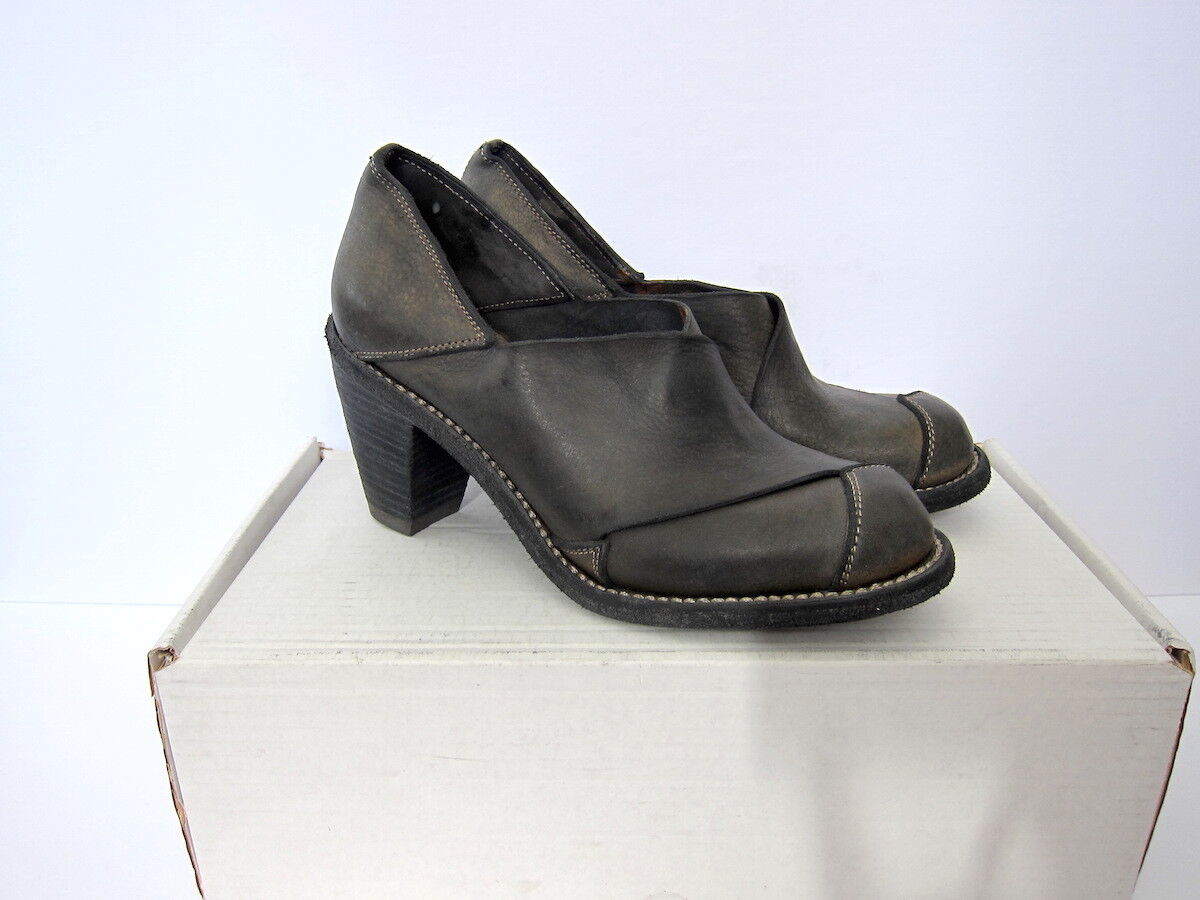 NEW GUIDI 312T FULL CALF LEATHER HEELS BOOTS HARNDEN POELL  1,180 (38, 39)
