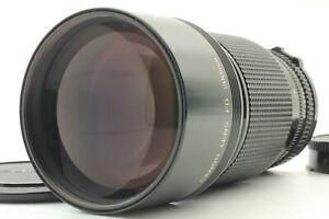 Near MINT Canon New FD 200mm F2.8 NFD MF Telephoto Lens