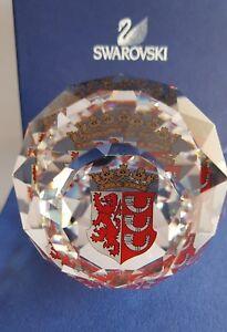 Swarovski-Weapon-of-Eindhoven-60mm-Paperweight-Lim-Ed-Art-No-1037835