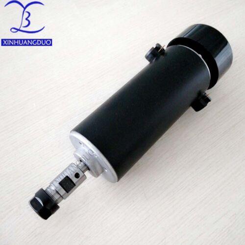 500W DC spindle motor ER11-3.175mm collet 52mm diameter 110V CNC Air Cold Motor