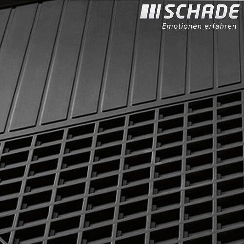 Original Mercedes Allwettermatten Caoutchouc Tapis fonds Classe C 205 a20568076089g33