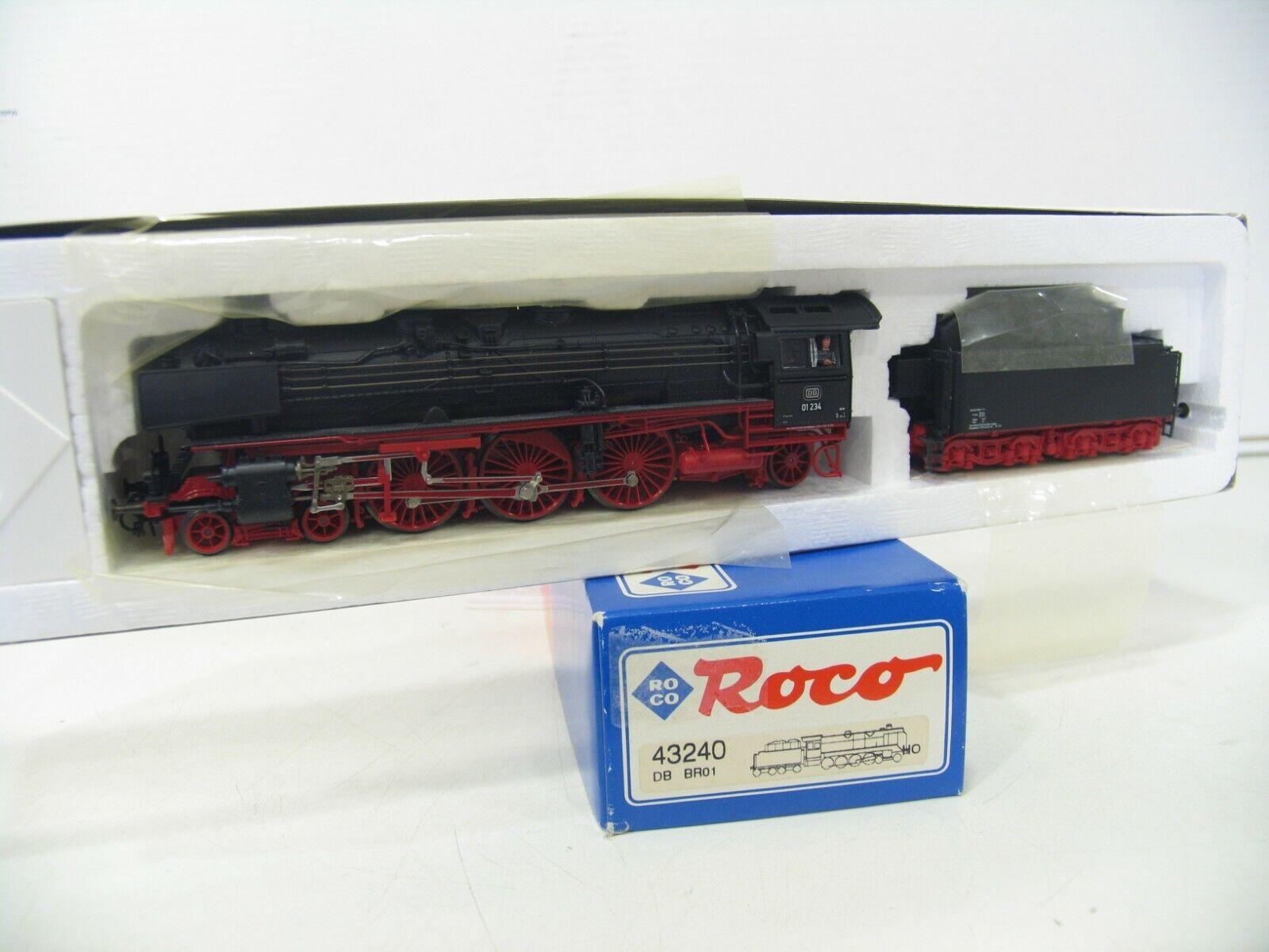 Roco 43240 dampflok BR 01 234 der DB K - hn digitalizador nh2450