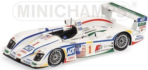 Audi R8 Team Champion Letho Werner Kristensen Winners 12h Sebring 2005 1 43