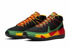 Nike KD13 'Rasta' Kevin Durant Basketball Shoes DC0010-001 Men's Sizes