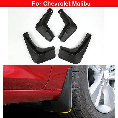 4x Car Mud Flap Splash Guard Fender Mudguard MudFlaps For Chevy Malibu 2012-2019
