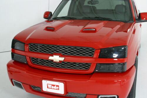 1992-1993 GMC Yukon 4 Piece Blackout Head Light Covers
