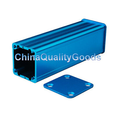 """Aluminum Box Enclosure Case -3.15""""*0.96""""*0.94""""(L*W*H) for electronic projects"""