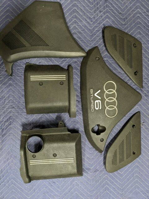 Audi S4  A6 2 7t Engine Covers