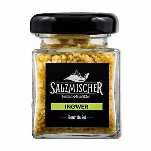 ( 14,14€/ 100g) 35g Fleur De Sel Salzmischung Ingwersalz Fingersalz Épice Sel Vente Chaude 50-70% De RéDuction