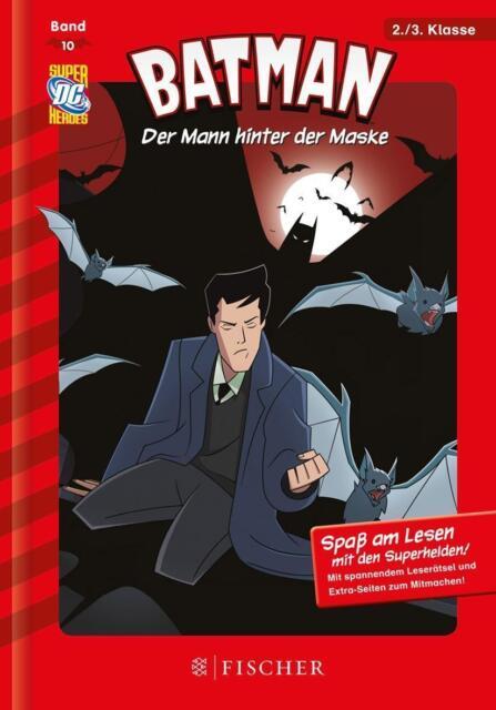 Batman 10: Der Mann hinter der Maske von Michael Dahl  UNGELESEN
