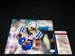 TY-HILTON-INDIANAPOLIS-COLTS-SIGNED-8X10-PHOTO-JSA-WITNESSED-COA-WPP01235