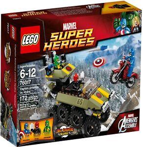 NEW-LEGO-Marvel-Super-Heroes-76017-Avengers-Assemble-Captain-America-vs-Hydra