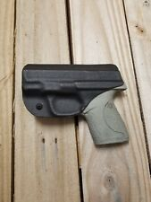 Concealment S&W M&P SHIELD M2.0 9mm/.40 4 inch barrel IWB Black Kydex Holster