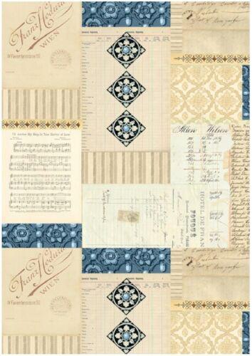 Decoupage-Serviettentechnik-Softpapier-Vintage-Nostalgie-12200