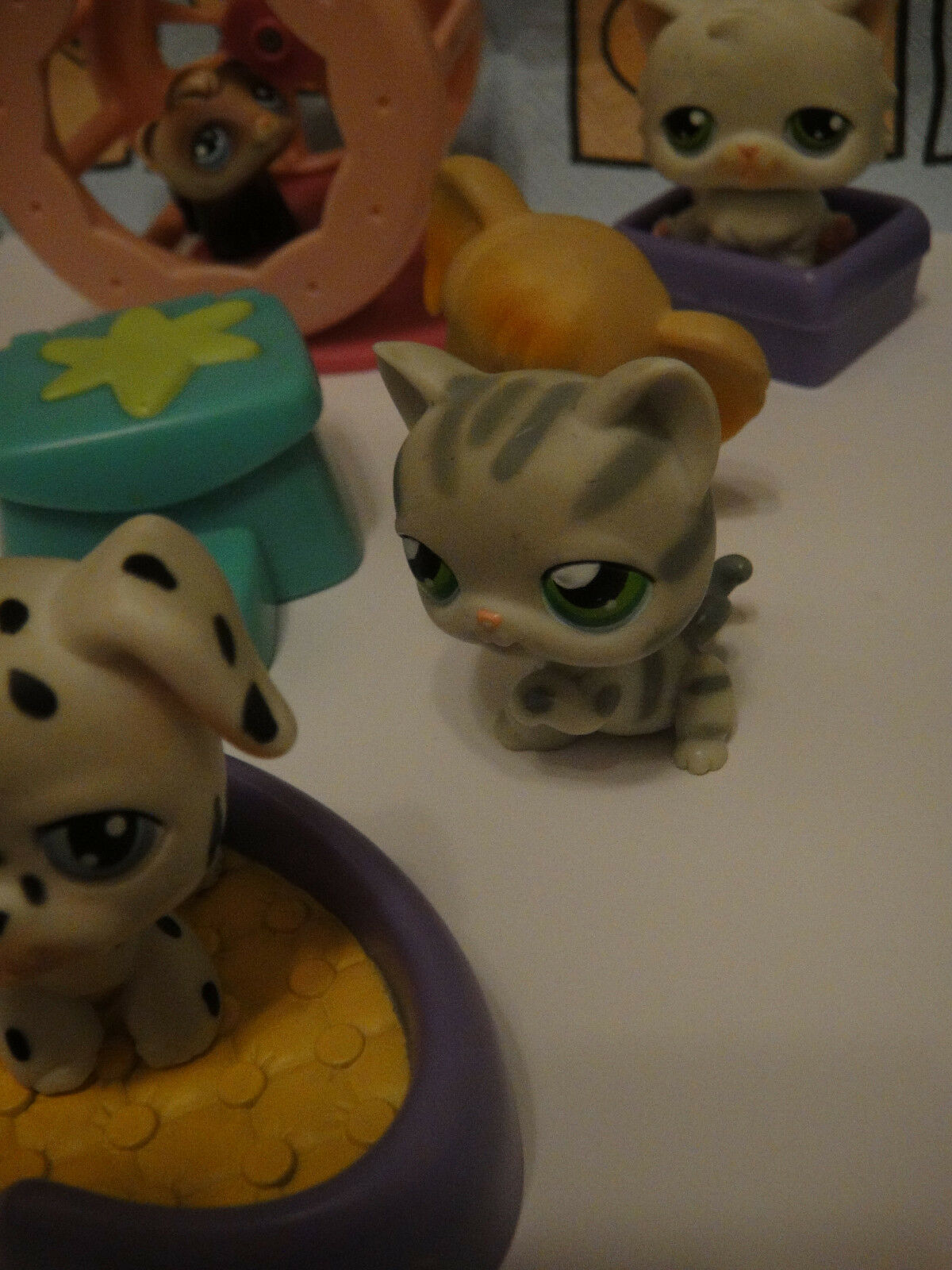Hasbro Littlest Pet Shop Little Lovin Pet Playhouse 50069