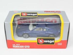 1-43-BURAGO-BBURAGO-4175-FERRARI-GTO-BOXED-QB3-022