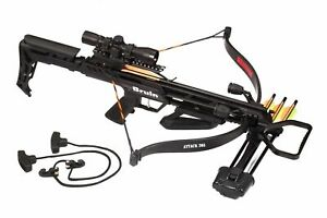 Bruin-Attack-265-Recurve-Read-to-Hunt-265-FPS-Crossbow-Package