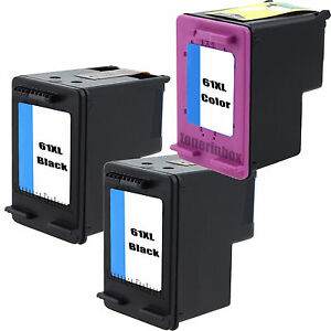 3-Pack-61-XL-Black-Color-Ink-for-HP-ENVY-4500-4501-4502-4504-5530-5531-5535