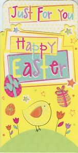 EASTER MONEY WALLET CARD 3 FOLD  1ST P/&P  9 DESIGNS TO CHOOSE FROM X1