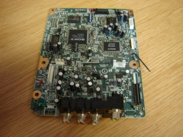 Sony DVP-NS355 DVD Player AV Board