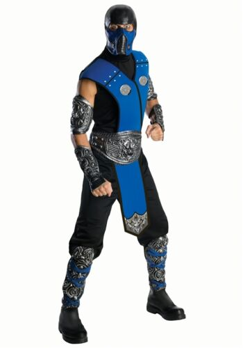 Mortal Kombat Sub-Zero Adult Mens Costume