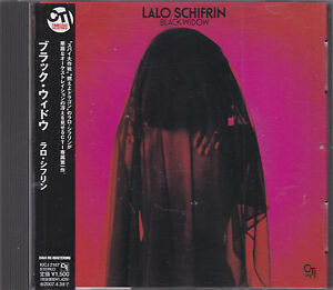 LALO-SCHIFRIN-black-widow-CD-japan-edition