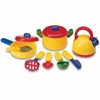 Learning Resources Pretend And Play Cooking Set , New, Free Shipping on sale