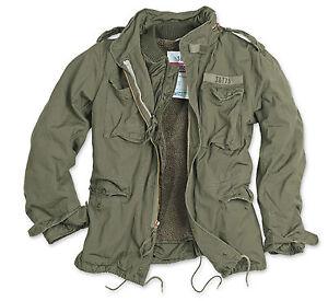 SURPLUS-VINTAGE-REGIMENT-M65-JACKET-WASHED-CLASSIC-PARKA-US-FIELD-OLIVE-GREEN
