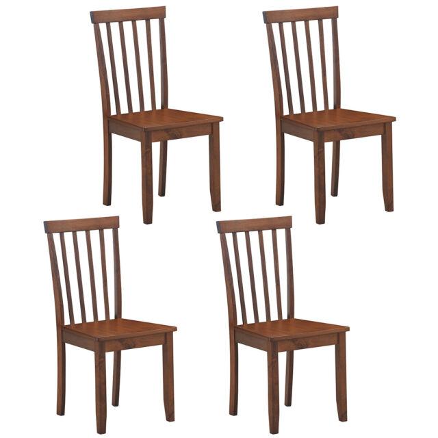 Pine Island Ladder Back Side Chair Set Of 2 For Sale Online Ebay