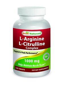 Best-Naturals-L-Arginine-L-Citrulline-Complex-1000-mg-120-Tablets