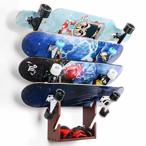 Skateboard RackSkateboard StorageWall Mounted Skateboard
