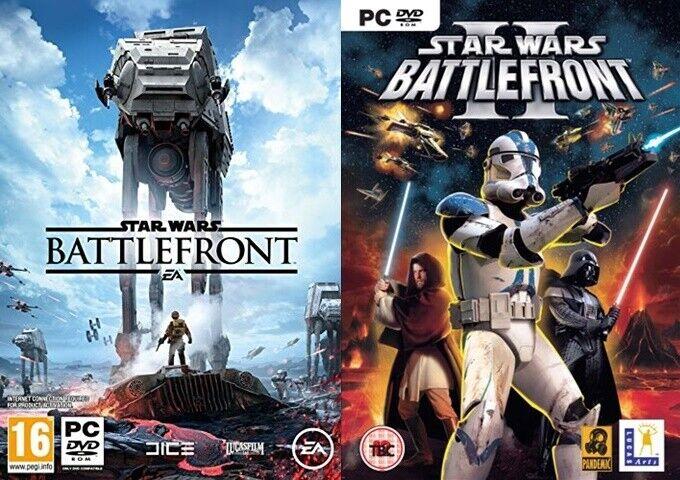 star wars battlefront & starwars - pas cher StarWars