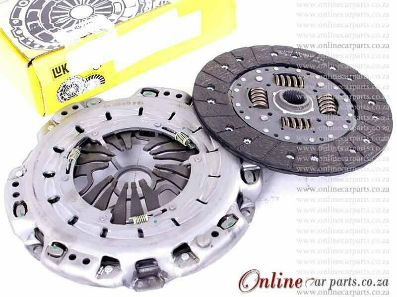 Mercedes Benz Sprinter 509CDI 65KW OM646.984 2010 240mm 26 Splines Clutch Kit