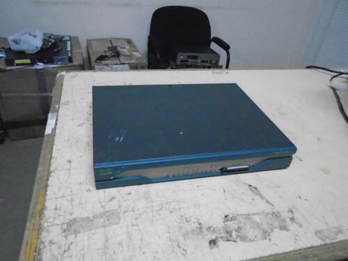 Cisco 1811 CISCO1811 Integrated Service Router. 2Year warranty Real time listing