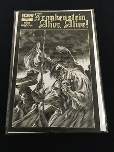 Frankenstein-Alive-Alive-Reanimated-Edition-Niles-Wrightson-IDW
